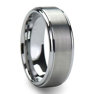 Tungsten jewelery