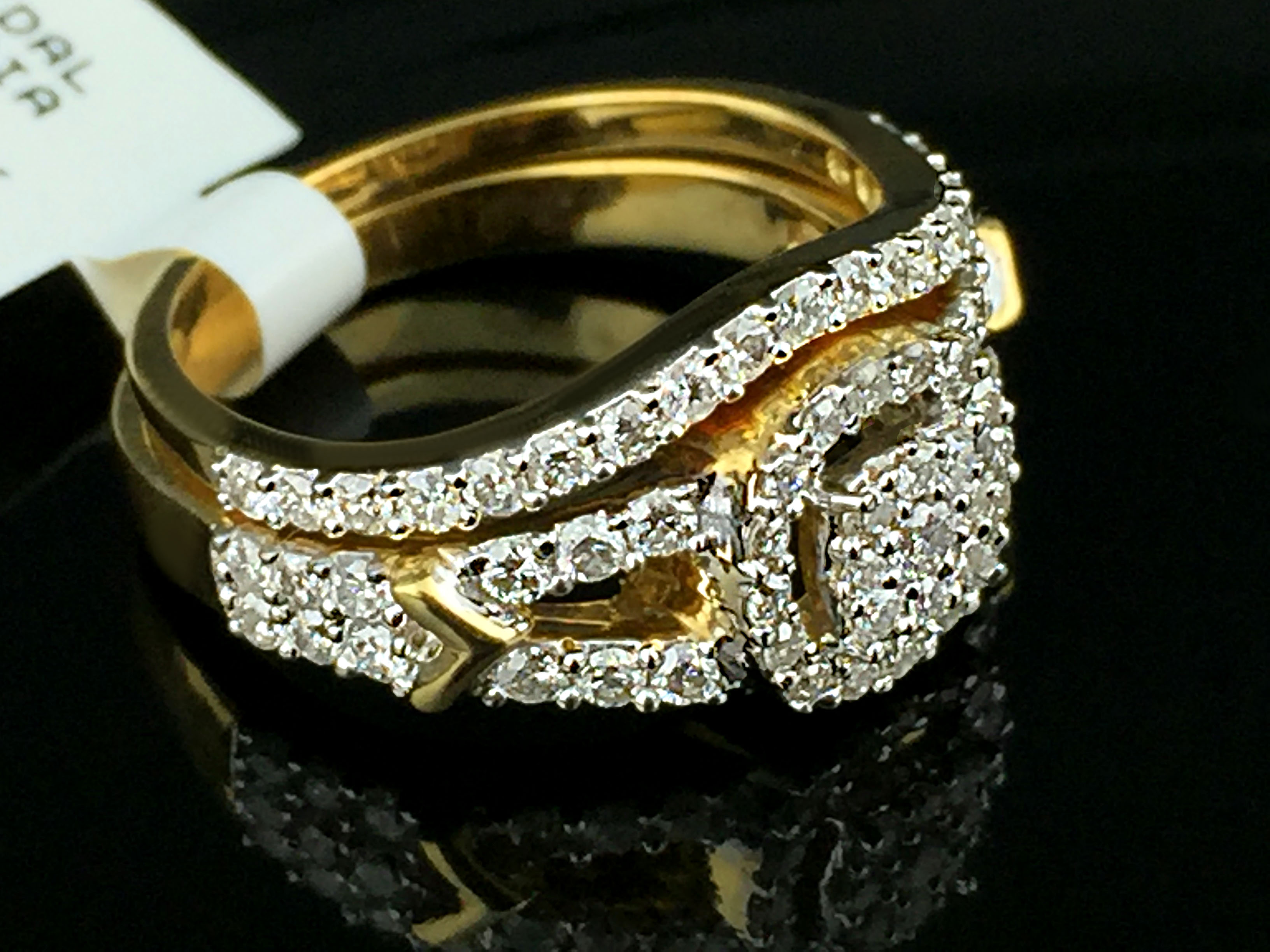 halo bridal bands rings engagement related band post unique of uplifting gold fresh wrap around white set wedding diamond custom ring