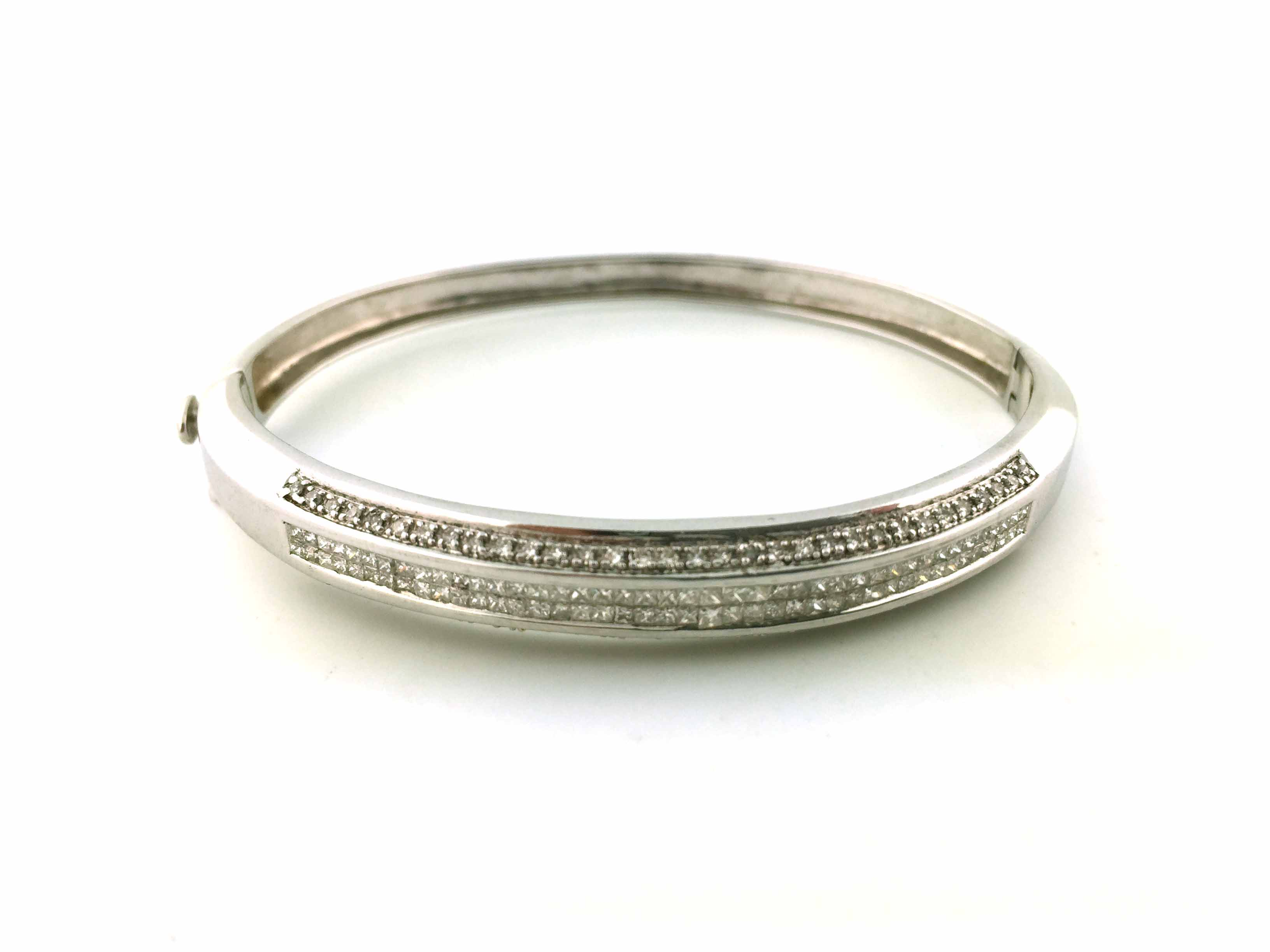bracelets men bracelet white with for bangle rings oblacoder womens all diamond bangles lovely a gold